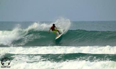 Surf Playa El Rancho - Cristobal Aburto