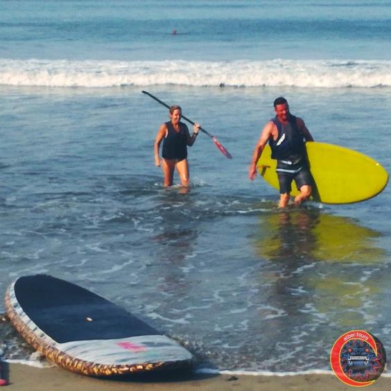 Paddle Surf Ixtapa Zihuatanejo