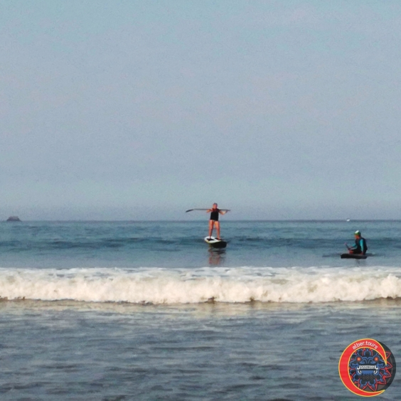 Stand Up Paddle Surf - Playa La Madera