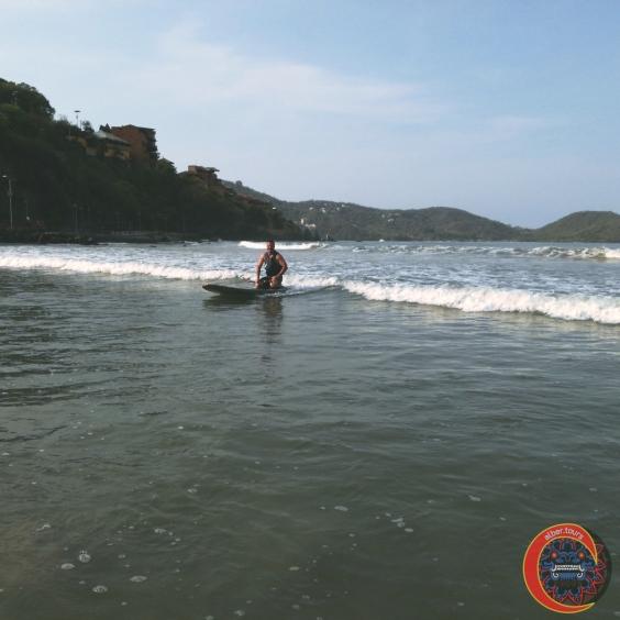 Paddle Surf  Boarding Zihuatanejo