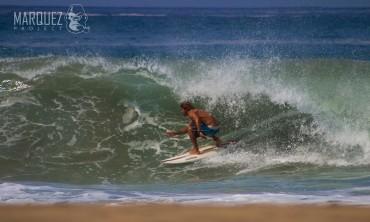 escolleras verano 201 surfer Juan Manuel Suazo - foto marquez-project