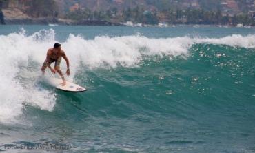 Surfer: Carlos Rios - Foto: Erick Avila Marcial