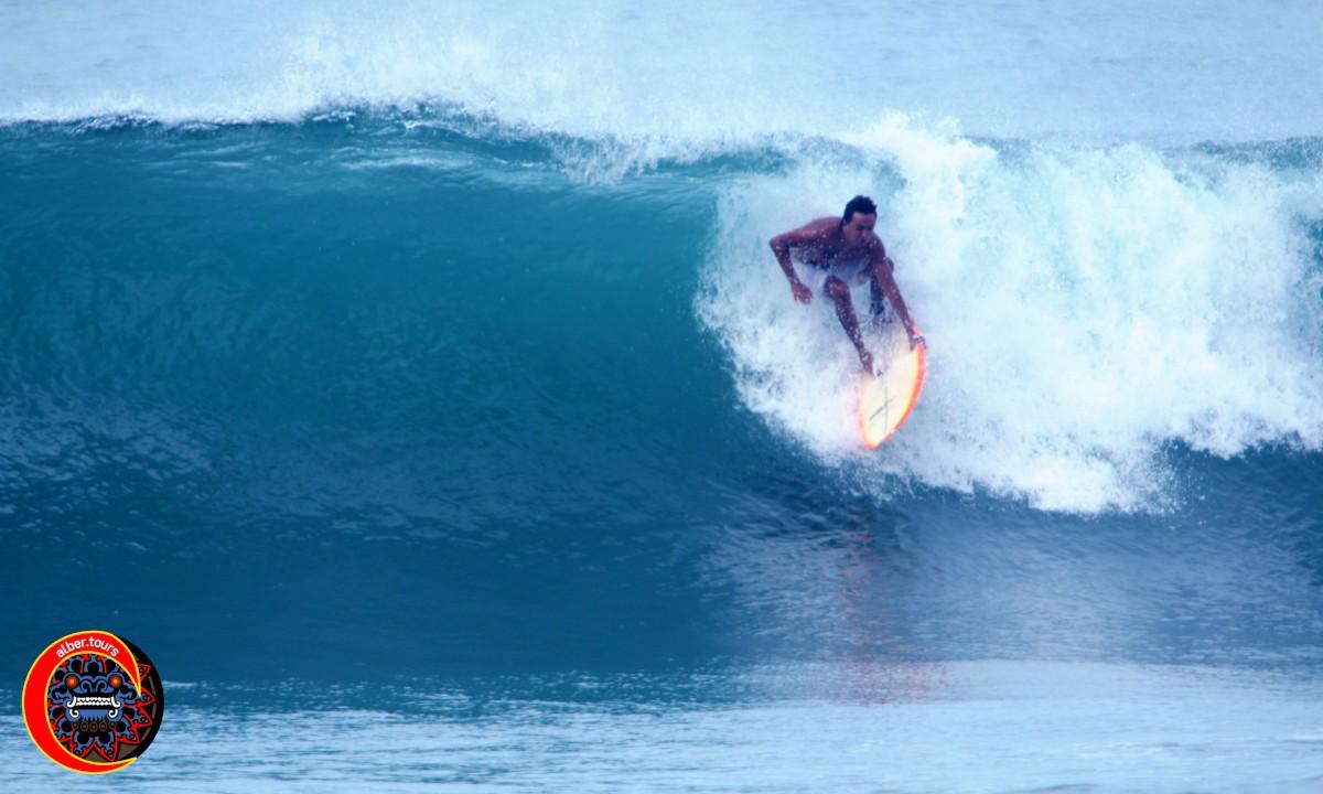 Beto Barbosa - Surf La Ticla Michoacán