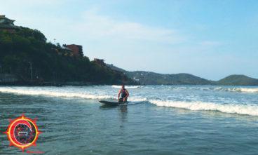 Ixtapa Zihuatanejo Surfing Lessons