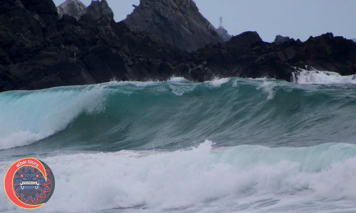 Surf en La Majahua - Swell en Ixtapa Zihuatanejo