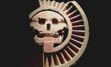 Mitlantecuhtli – Museo Nacional de Antropología e Historia
