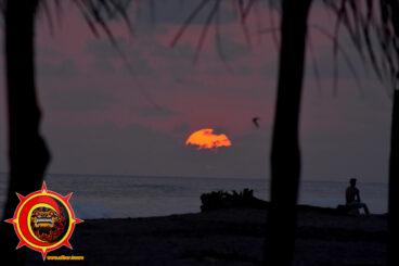 Sunset Nexpa Mexico