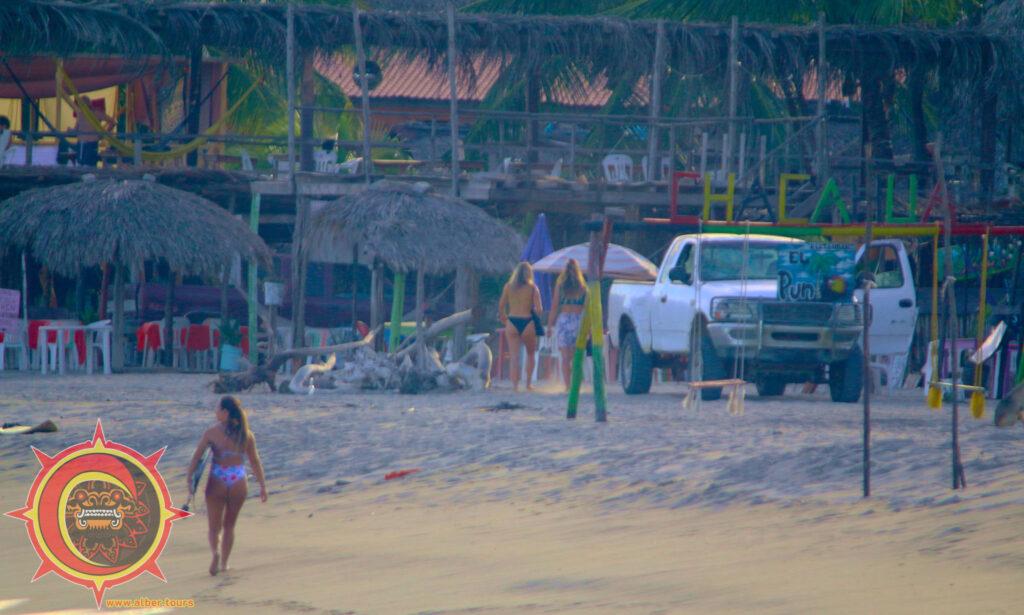 Playa Bahía de Chacahua