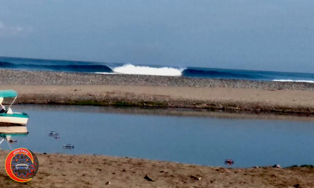 Swell Verano Playa Linda Ixtapa