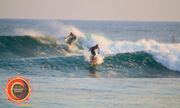 surfing chacahua