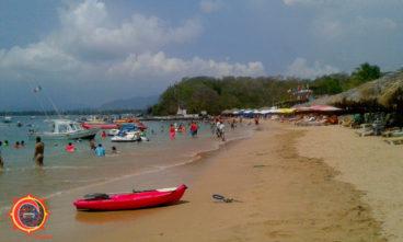 Playa Varadero Isla Ixtapa